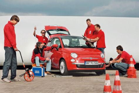 Test Fiat 500 1.4 16V
