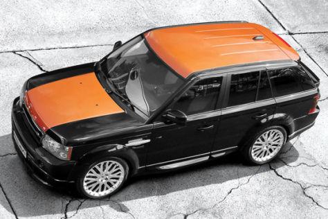 Range Rover Sport Vesuvius