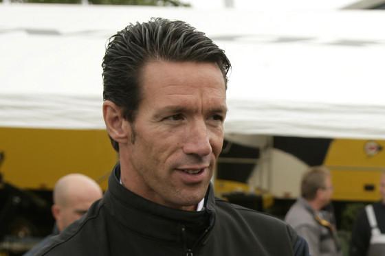 Manuel Reuter ist heute immer noch dem Rensport verbunden, unter anderem als Talentscout des Opel OPC-Race-Camps.