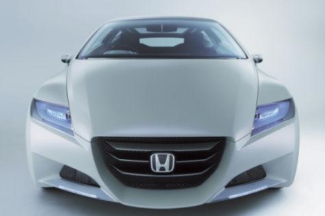 Honda auf der Tokyo Motor Show 2007