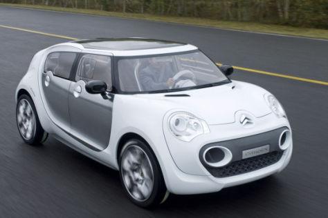 Vorstellung Citroën C-Cactus