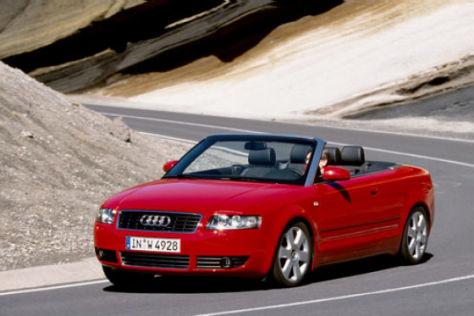 Das neue Audi A4 Cabriolet