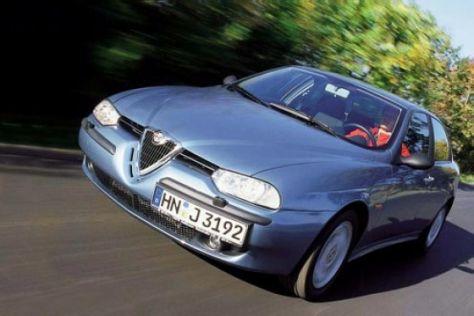 Alfa Romeo 156 1.6 Twin Spark
