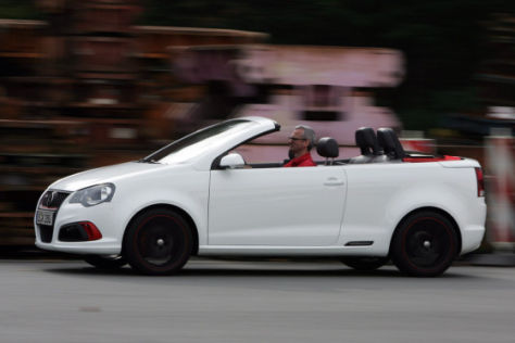 Fahrbericht VW Polo Cabrio von Karmann
