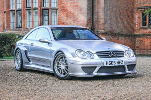 CLK AMG mit DTM-Doping