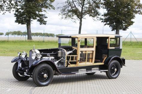 Audi zeigt Typ M von 1925