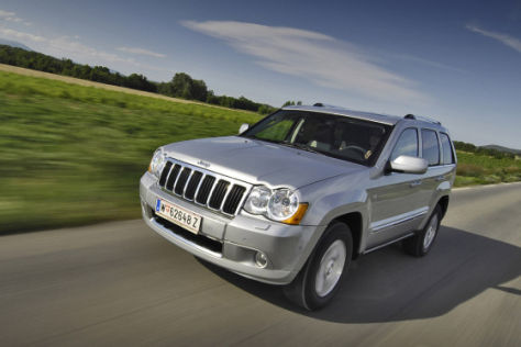 Preise Jeep Grand Cherokee