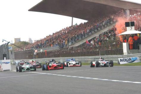 A1 GP: Saison 2008