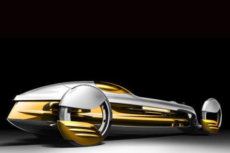 "Design Challenge ""Robocar 2057"""