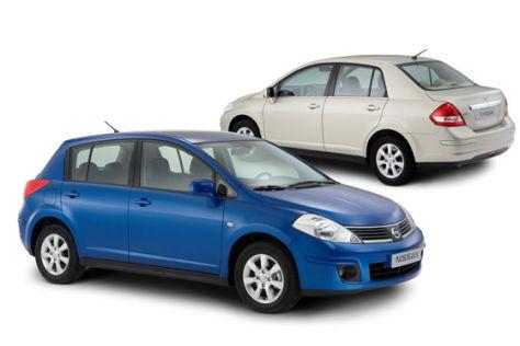 Preise Nissan Tiida