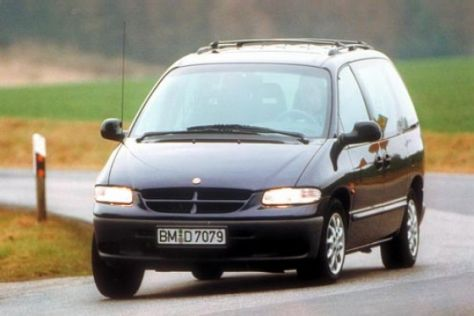 Chrysler Voyager Family