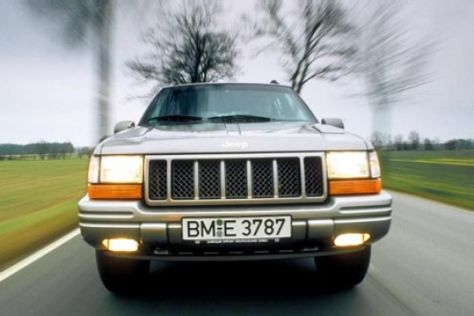 Jeep Grand Cherokee Limited LX