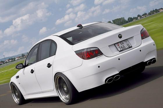 Fahrbericht Rusconi BMW M5