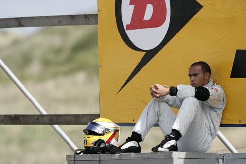 Geht als Leader der Gesamtwertung ins Finale. Halten seine Nerven auch in Brasilien durch?