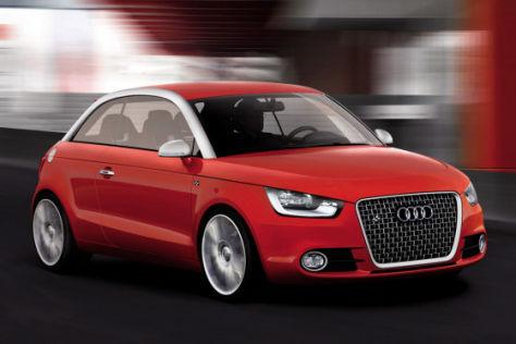 Audi A1 Metroconcept quattro