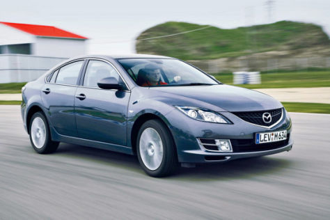 Fahrbericht Mazda6