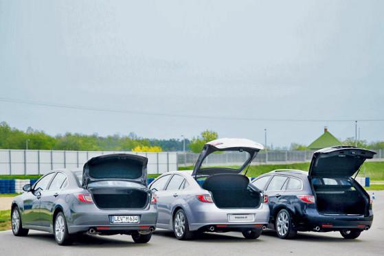 Fahrbericht Mazda6