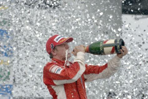 Formel 1: Die Höhepunkte der Saison 2007