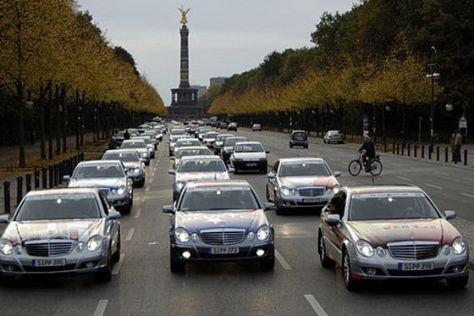 Stadtverkehr im Check