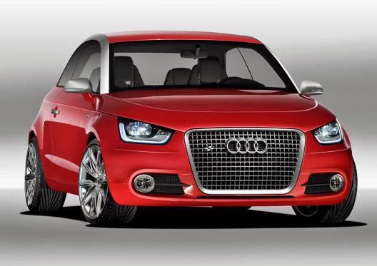 Studie Audi A1