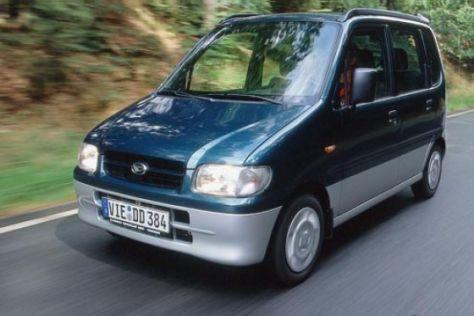 Daihatsu Move SGX