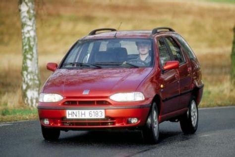 Fiat Palio Weekend 100 16V