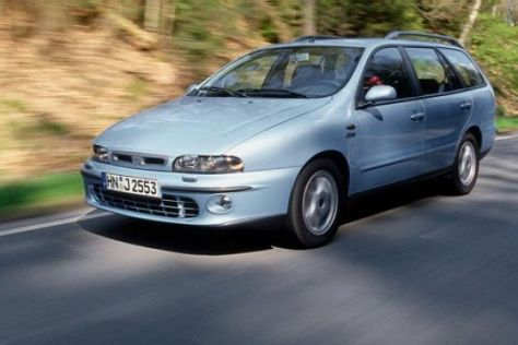 Fiat Marea Weekend JTD 130 HLX
