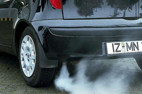 EU-Parlament zu CO2-Werten