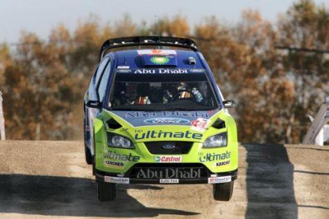 WRC 2007: Rallye Japan