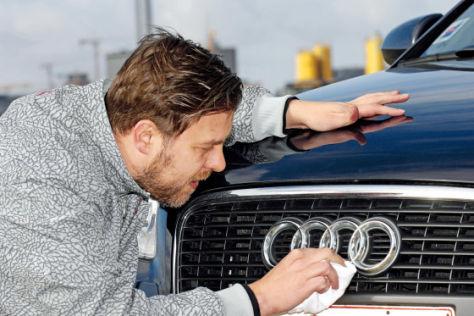 Gebrauchtwagen-Test Audi A4