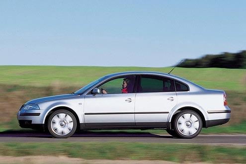 Ein rollendes Versuchslabor? Beim VW Passat versagt oft die Technik.