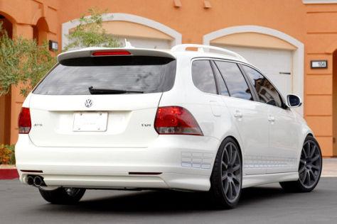 VW Jetta SW