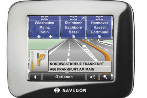 Neues Navigon-Navi