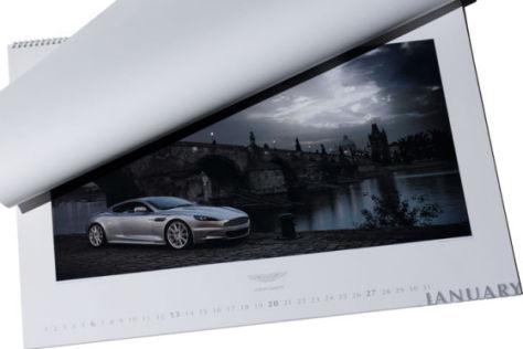 Kalender für Auto-Freunde