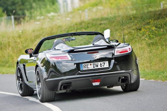 Das Opel-Aggregat macht Anhänger der alten Turbo-Schule glücklich.
