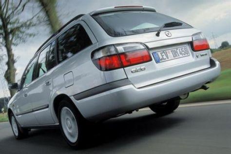 Mazda 626 Kombi 2.0 Exclusive