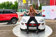 Der VW Tiguan mit Heidi Klum und Seal