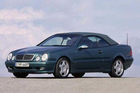 Mercedes CLK 430 Cabriolet Elegance