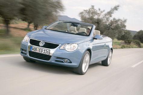 Neuer Einstieg für VW Eos