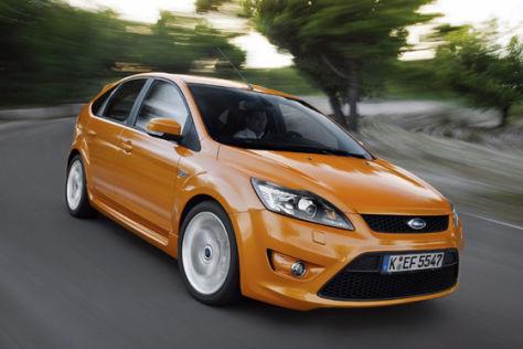 Ford Focus Turnier und ST