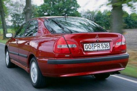 Mitsubishi Carisma GDI Elegance