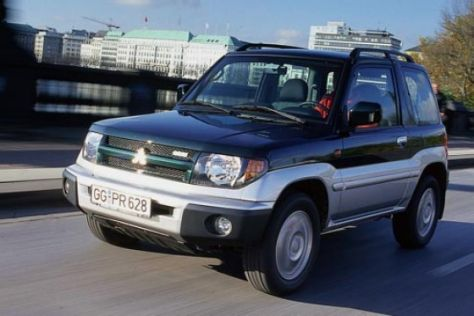 Mitsubishi Pajero Pinin Styling