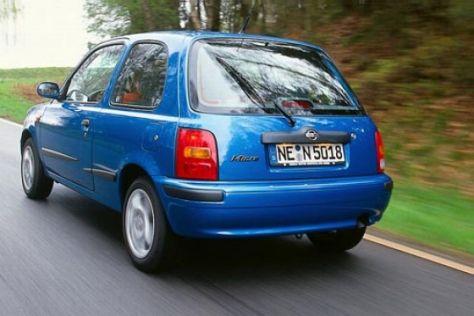 Nissan Micra 1.3 Style CVT