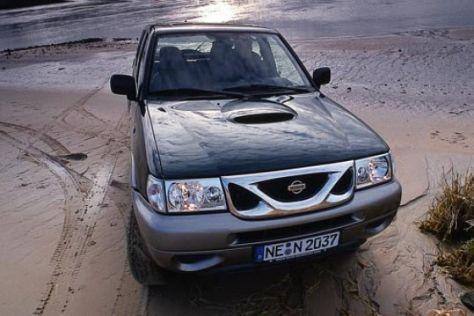 Nissan Terrano II 2.7 TD Elegance