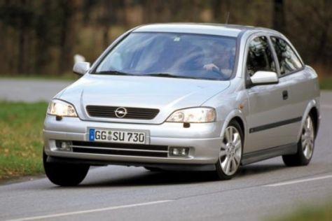 Opel Astra 2.0 16V Sportive