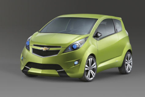 Chevrolet-Studie Beat
