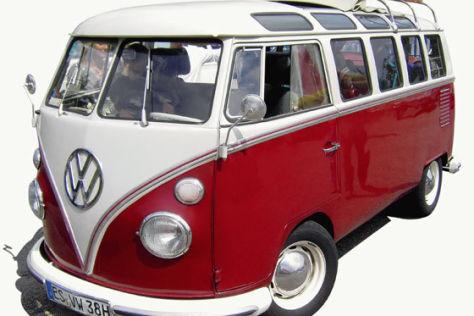 VW Samba-Bus