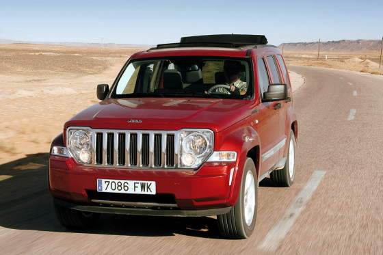Test Jeep Cherokee 2.8 CRD