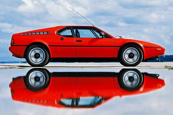 Gute Exemplare sind selten: Für einen BMW M1 werden rund 100.000 Euro fällig.