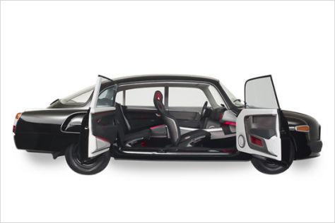 Faurecia Tatra Prototyp